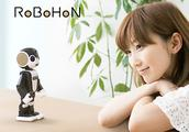 可爱好玩还实用!夏普发布全新型号机器人手机RoBoHoN