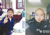 6年前是林志颖,6年后成郭德纲!民警晒从警前后对比照火了