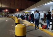 机场员工罢工,肯尼亚内罗毕机场数十航班延误