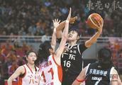 WCBA总决赛首战今日打响,东莞新彤盛女篮主场迎战八一女篮