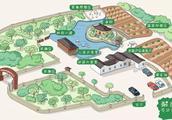 网传100张各类农场、庄园等农旅项目布局图,大家可以参考借鉴
