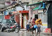 强热带气旋袭击莫桑比克,总统视察完灾区后称:或千人遇难!