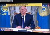 哈萨克斯坦总统辞职 上议院议长将代理总统职务