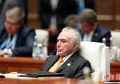 任內涉嫌贪腐案 巴西前总统特梅尔在圣保罗被拘捕