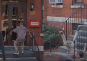 谷歌街景现尴尬一幕 男子摔跤意外走红网络