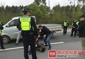云南命案嫌疑人逃至广西被抓 因矛盾纠纷将妻杀害