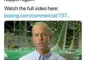 终于道歉!两起事故近350人遇难,波音CEO承认波音737MAX8存在故障