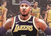 美媒曝安东尼大概率留在NBA,洛杉矶湖人或对他进行考察