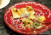 春天春卷火了!薄如蝉翼的妙招,最好吃的韭菜馅调法!