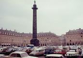 60年代法国巴黎街景