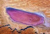 地球的痛苦:澳大利亚西部风景如画的盐湖的危险