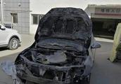 荣威350自燃,车主求助厂家无果,叫我如何继续支持国产!