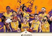 NBA西部战绩最终排名预测:火箭攀登前四,湖人搭上末班车