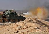 叙利亚沉寂多时的极端组织罕见反击,或组织更大规模全线反攻?
