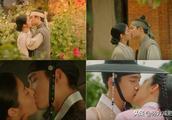 《百日的郎君》有四吻:降雨之吻、画押之吻、幽会之吻、樱花之吻