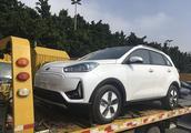 工况续航里程300km,EV版起亚KX3将成首款合资纯电动SUV