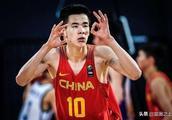 已经随队出征约旦!中国男篮队史首个00后国手令人期待!