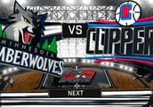 NBA常规赛细节分析:洛杉矶快船VS明尼苏达森林狼