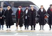EXO现身仁川机场出发拍摄真人秀,团综实感终于要来了