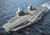 眼看中国第三艘航母开建,印度不甘落后:我们也要造第三艘!