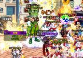"""DNF:偶遇身材高大的""""绿巨人"""",整个街道勇士都引起骚动!"""