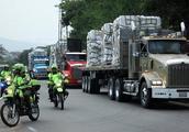 委内瑞拉迎来关键一天!边境几乎全封锁,严防美国的物资入侵