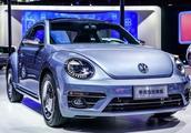 甲壳虫经典版上市 重现大众汽车最经典设计