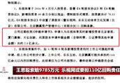 王思聪向其索赔9785万元?乐视网或要担110亿回购责任!