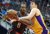 NBA:湖人 VS 老鹰