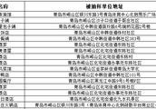 """青岛101批次食品不合格!彤德莱火锅、青松馆韩式烧烤上""""黑榜"""""""