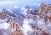下雪的华山,才是摄影师不该错过的摄影天堂~