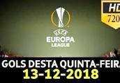 欧联杯最后一轮总进球集锦,枪手蓝军稳健,米兰令人唏嘘