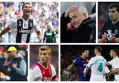 欧冠1/8决赛盘点:踢的不是足球,而是久别重逢的故事!