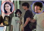 王丽坤与林更新烤肉店约会,破分手传闻,网友:坐等官宣!