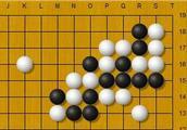 黑先,次序是出棋的关键