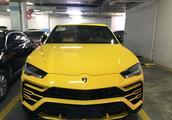 上海超跑圈大佬添新车,兰博基尼URUS,有人加100万配置