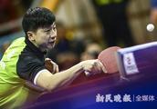马龙因伤退出世乒赛直通赛,日本的张本智和趁机瞄准世乒赛冠军