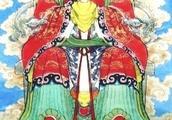 百神传说之东岳泰山神