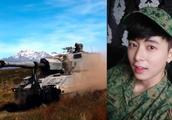 维修自行火炮时发生意外,新加坡男演员服兵役身受重伤
