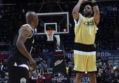 在NBA历史上,历史上3分最帅的球员,汤普森佛光芒四射