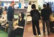 网友偶遇王菲谢霆锋 相差11岁的他们站一起好般配