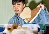 陈赫设计雪地靴,灵感来自柯基屁股?