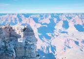 科罗拉多大峡谷,地球上自然界七大奇景之一