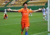 中国足球又一天才涌现,预备队+U23联赛进16球,2019或造大惊喜