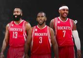 NBA转会正式开放,火箭2200万四大新援待清洗,正式和安东尼告别