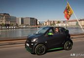 车小好处多,最风骚的微型车,Smart Fortwo!