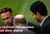 为友出头!内马尔恳谈巴黎高层 盼留住这1巴西老友 主帅背后支持