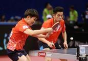 乒联总决赛首金诞生!中国香港组合混双夺冠 东道主冠军梦碎