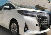 丰田埃尔法顶配只在日本卖22万不到,却在中国卖122万