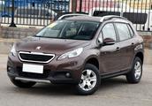 皮实耐用的合资准新小型SUV 14款标志2008 4万多值吗